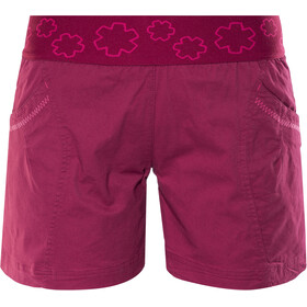 Ocun Pantera Shorts Damer, beet red
